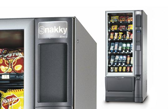 Necta – Mod. Snakky ( possibile inserire prodotti freschi )
