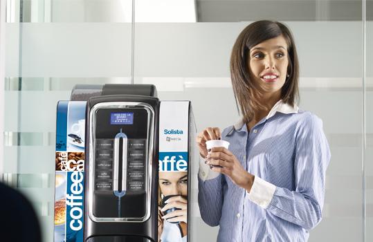 Location 300/600 Consumazioni Automat
