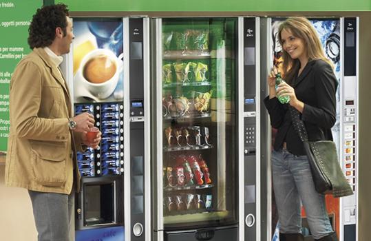 Location 700 Consumazioni Automat